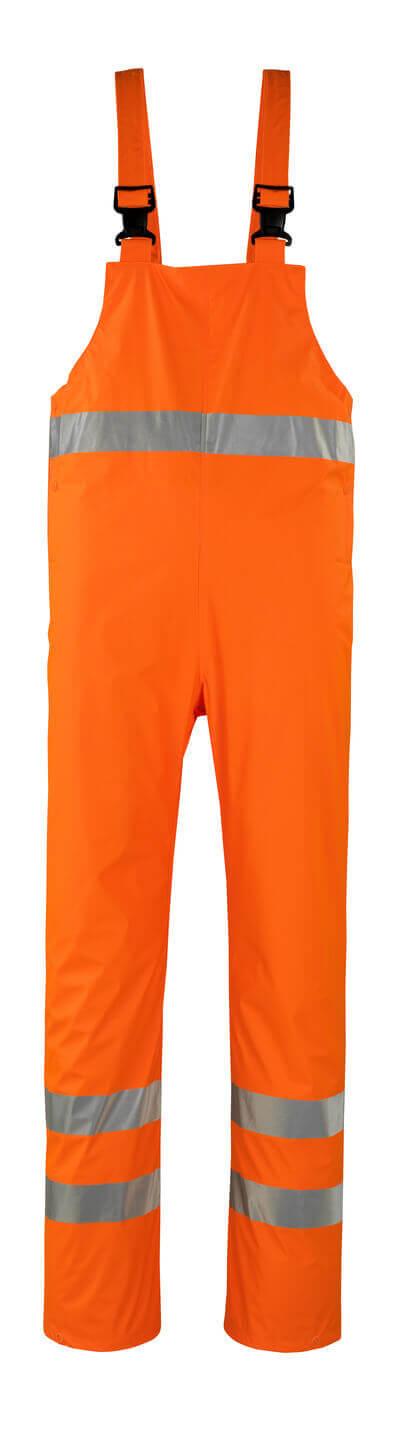 50103-814-14 Ogrodniczki Przeciwdeszczowe - pomarańcz hi-vis