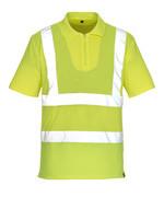 50105-853-17 Koszulka Polo - żółty hi-vis