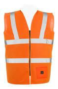 50107-310-14 Kamizelka ostrzegawcza - pomarańcz hi-vis