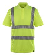 50114-949-17 Koszulka Polo - żółty hi-vis