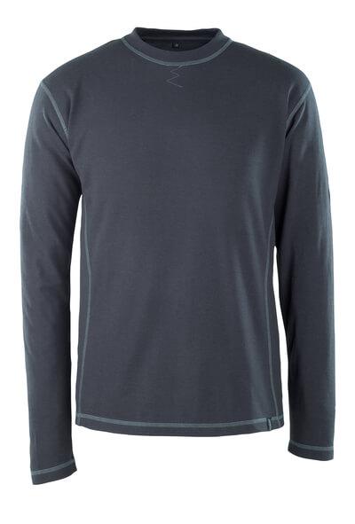 50119-927-010 T-Shirt, długimi rękawami - ciemny granat