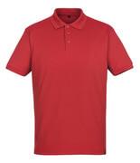 50181-861-02 Koszulka Polo - czerwień