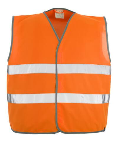 50187-874-14 Kamizelka ostrzegawcza - pomarańcz hi-vis