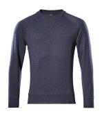 50204-830-66 Sweter - sprany ciemno niebieski denim