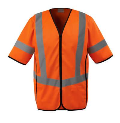 50216-310-14 Kamizelka ostrzegawcza - pomarańcz hi-vis