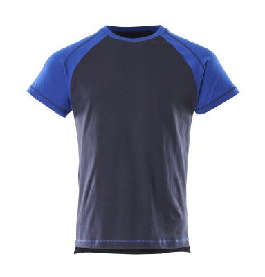 50301-250-111 T-Shirt - granat/niebieski