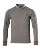 50352-833-118 Bluza Polo - jasny antracyt