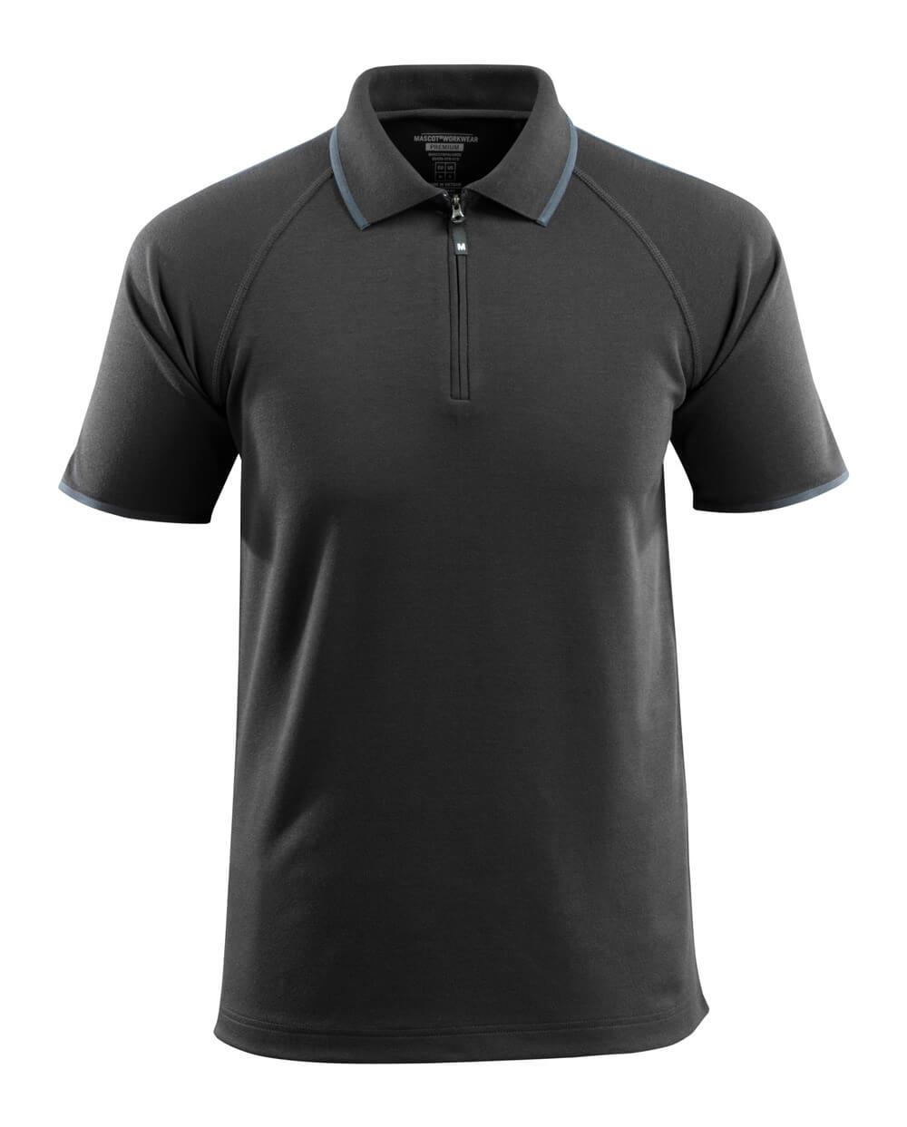 50458-978-09 Koszulka Polo - czerń