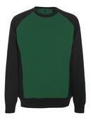 50503-830-1809 Sweter - ciemny antracyt/czerń