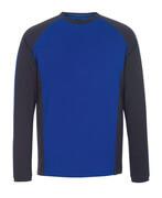 50568-959-11010 T-Shirt, długimi rękawami - niebieski/ciemny granat