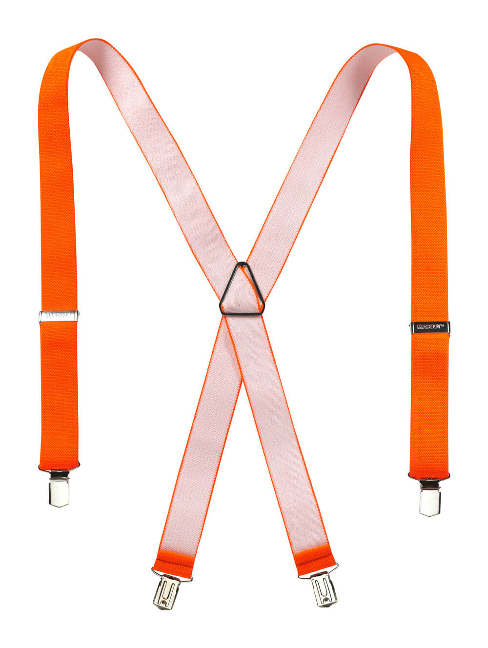 50571-975-14 Szelki - pomarańcz hi-vis
