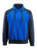 50572-963-11010 Bluza z Kapturem - niebieski/ciemny granat