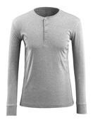 50581-964-08 T-Shirt, długimi rękawami - szary