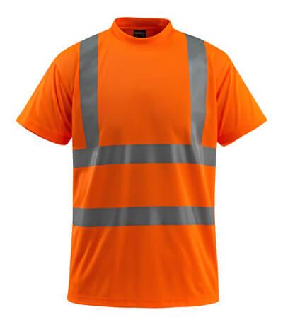 50592-972-14 T-Shirt - pomarańcz hi-vis