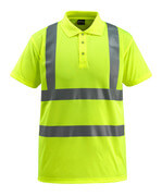 50593-972-14 Koszulka Polo - pomarańcz hi-vis