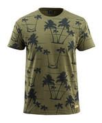 50596-983-33 T-Shirt - zielony mech