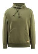 50598-280-33 Sweter - zielony mech