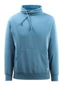 50598-280-85 Sweter - błękitno niebieski