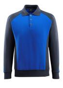 50610-962-11010 Bluza Polo - niebieski/ciemny granat