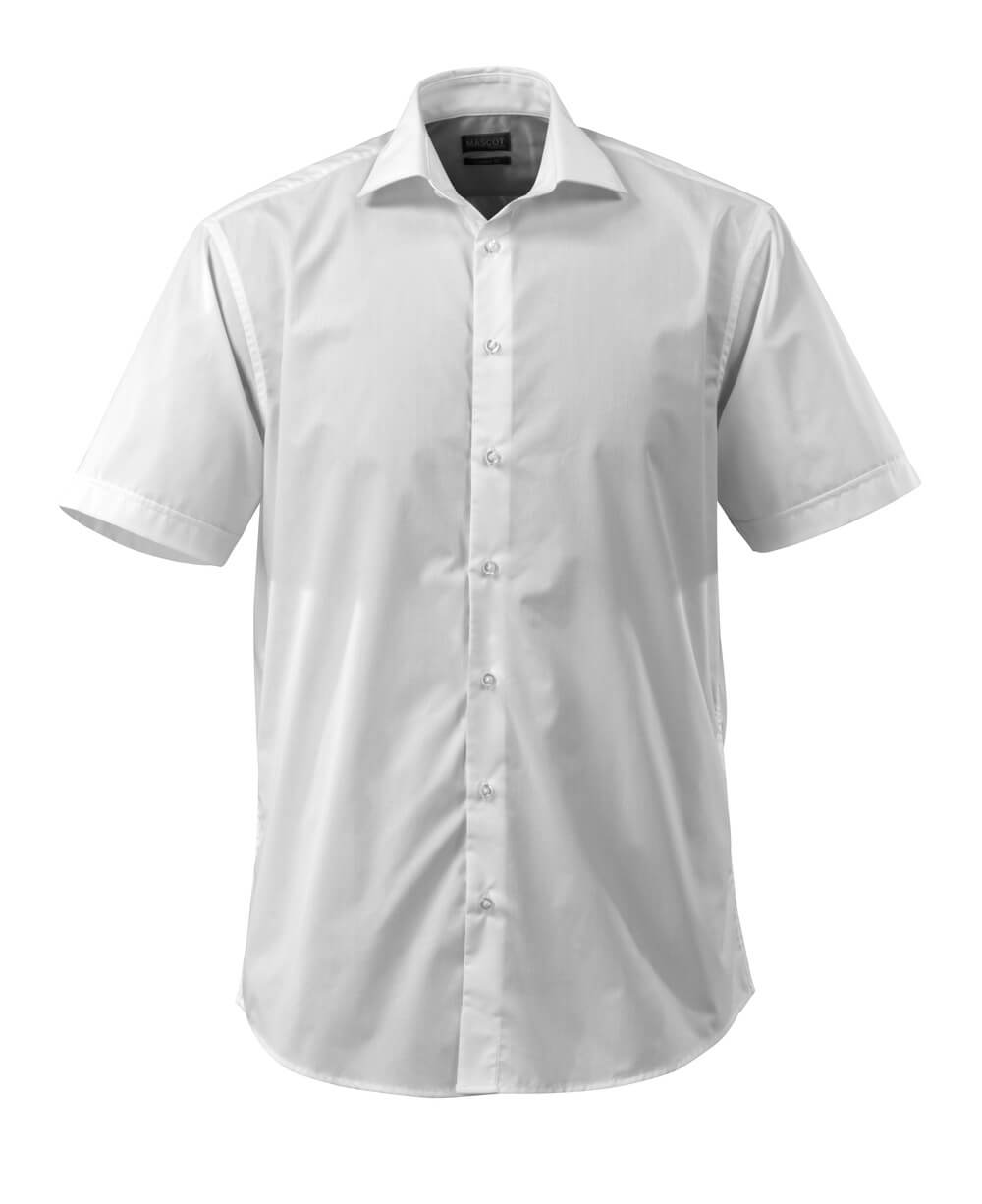 50632-984-06 Koszula, z krótkimi rękawami - biel