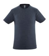 51579-965-66 T-Shirt - sprany ciemno niebieski denim