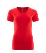 51584-967-202 T-Shirt - czerwień kubańska