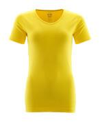 51584-967-77 T-Shirt - żółty słonecznik