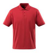 51587-969-02 Koszulka Polo - czerwień