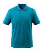 51587-969-93 Koszulka Polo - petrolowy