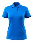 51588-969-91 Koszulka Polo - błękitny