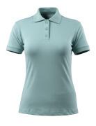 51588-969-94 Koszulka Polo - przykurzony turkus