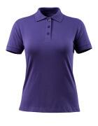 51588-969-95 Koszulka Polo - niebiesko-fioletowy