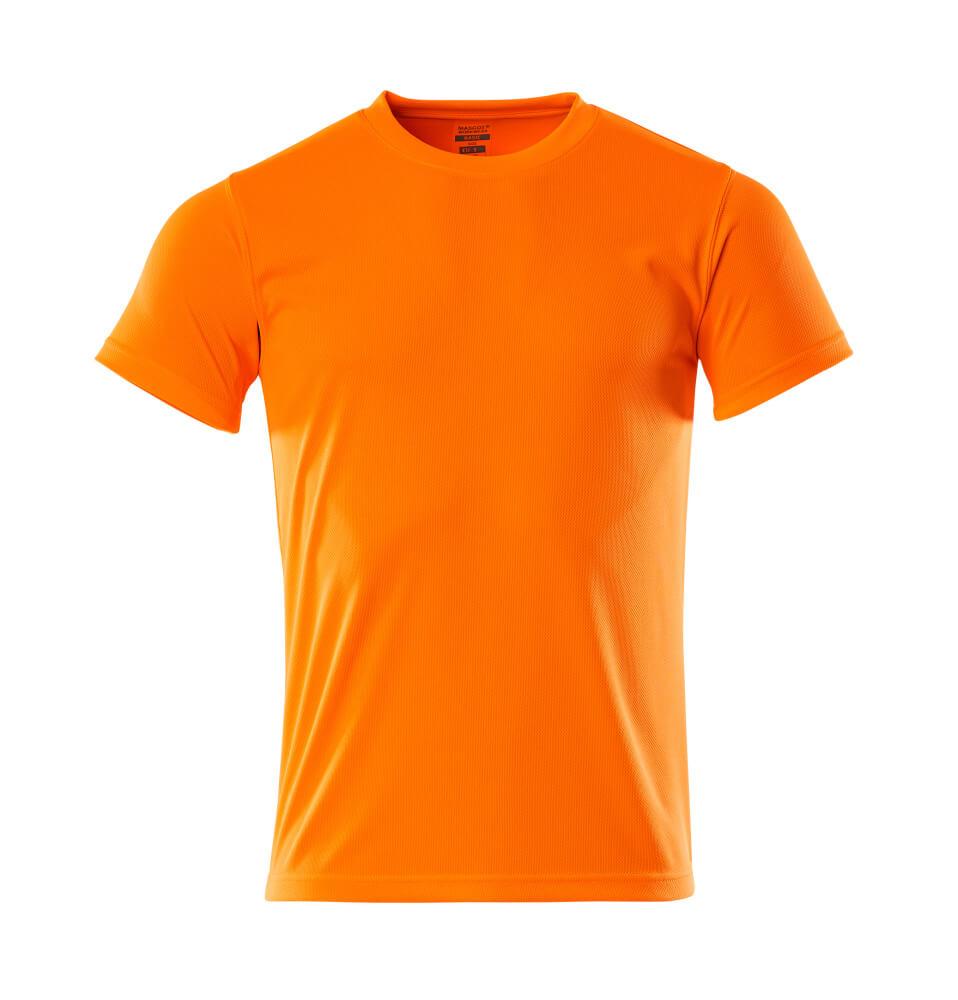 51625-949-14 T-Shirt - pomarańcz hi-vis