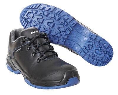 F0140-902-0901 Obuwie ochronne - czerń/niebieski
