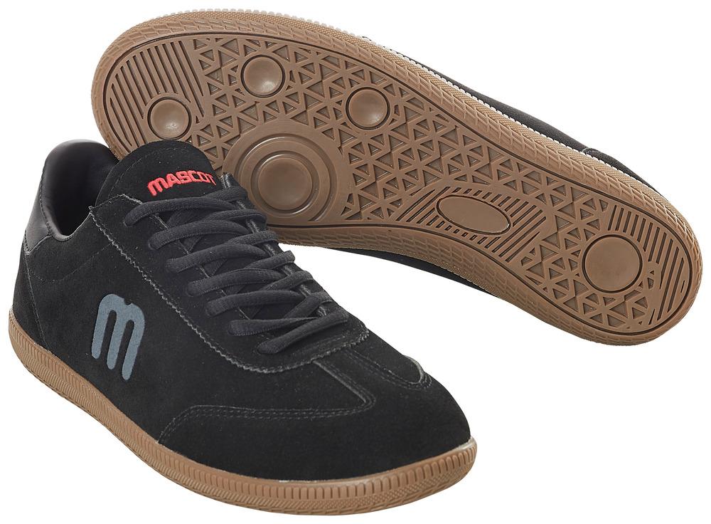 F0900-907-09 Sneakersy - czerń